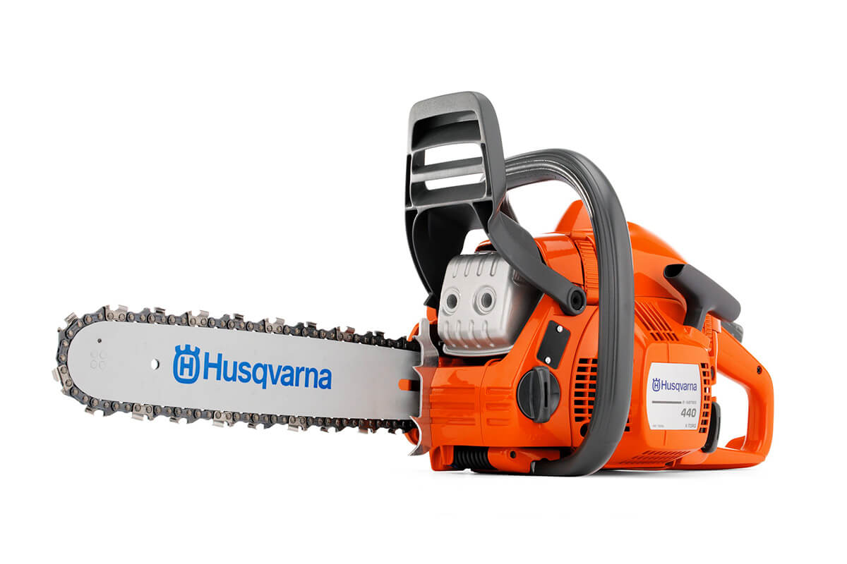 CHAINSAWS & POWER CUTTERS